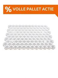 Easygravel®3XL grindplaten wit volle pallet actie
