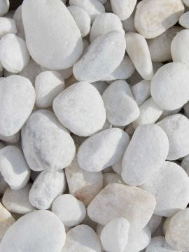 Crystal white grind 15 - 25mm