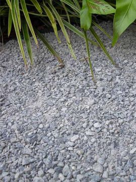 Dolomiet silver-grey 0 - 5mm