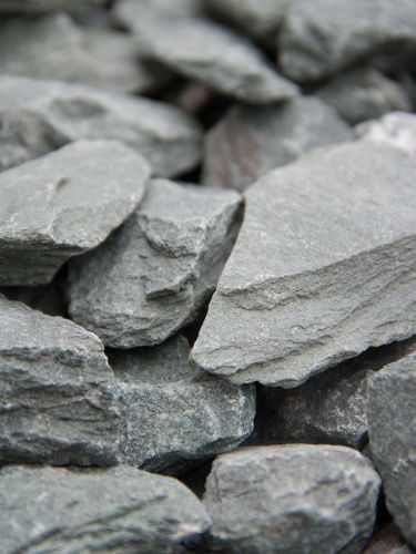 Canadian slate groen 30 - 60mm (3 - 6cm) close