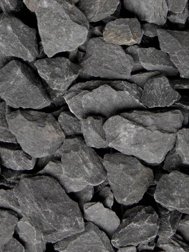 Canadian Slate zwart 15 - 30mm
