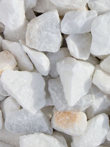 Crystal White split 25 - 40mm