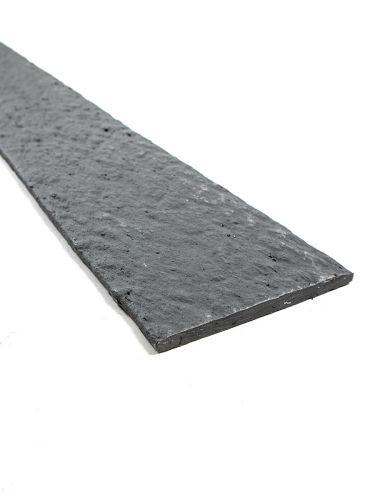 Multi-Edge Recht 2m, grijs