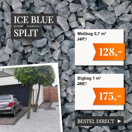 Icy Blue Split