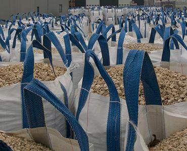Nieuw: Grind en siersplit al verkrijgbaar vanaf 250kg