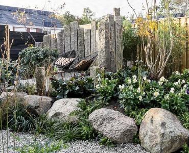 Engelse tuin aanleggen? Inspiratie voor gebruik van grind of split