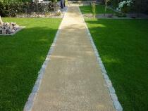 Tuinpad van Dolomiet Gravier D'or