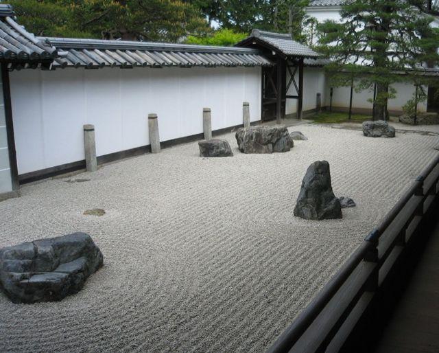 Japanse steentuin